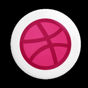 Platform dribbble Icon