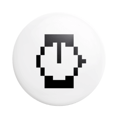 Platform watch Icon